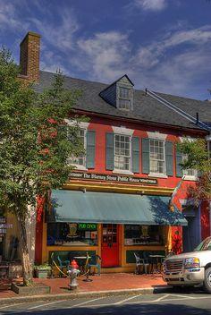 The Blarney Stone Pub, Fredericksburg, Virginia