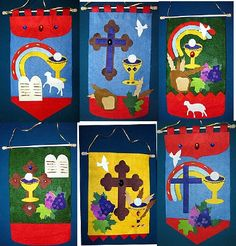 First Holy Communion banners ideas