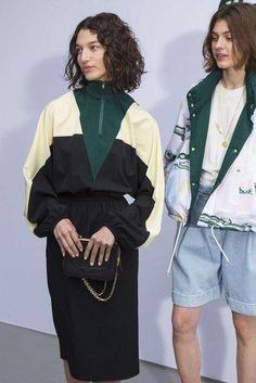 Lacoste, Spring-Summer Paris, Womenswear Source by poppyharrison Nba Fashion, Funny Fashion, Sport Fashion, Fashion Outfits, Womens Fashion, Mode Streetwear, Streetwear Fashion, Sport Mode, Style Sportif