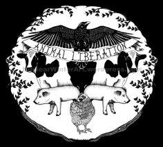 animal liberation <3