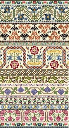 Thrilling Designing Your Own Cross Stitch Embroidery Patterns Ideas. Exhilarating Designing Your Own Cross Stitch Embroidery Patterns Ideas. Fair Isle Knitting Patterns, Fair Isle Pattern, Knitting Charts, Knitting Stitches, Cross Stitch Borders, Cross Stitch Samplers, Cross Stitching, Cross Stitch Patterns, Embroidery Sampler