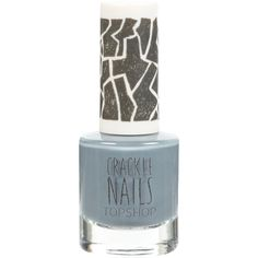 Crackle Topcoat in Wallstreet ($9.48) via Polyvore