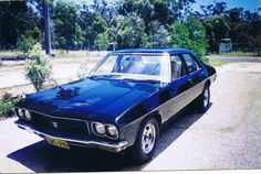 Holden premier , very similar, except I changed the front to a statesman front end