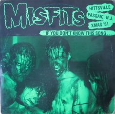 Misfits If You Don't Like This Song... What The Fuck Are You Doing Here?""