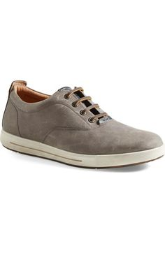 BOOTS BNIB ECCO DOVE WOMENS GREY WOVEN TEXTILE AND LEATHER LACE UP TRAINERS