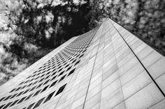 Verso il cielo. Grattacielo di Lipsia