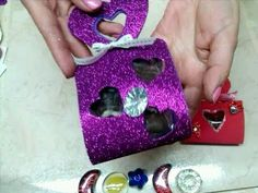 DIY San Valentin Idea de último minuto  / Last minute Valentine's  idea