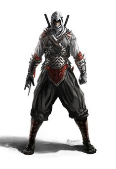 Assassin's Creed: Ninja concept art