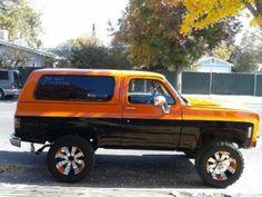 204 best k5 blazer images chevy trucks chevy pickups pickup trucks rh pinterest com