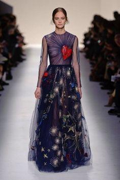 París Fashion Week Otoño-Invierno 2014/2015: Fotos sexta jornada Valentino
