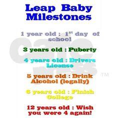 18 Leap Year Ideas Leap Year Leap Year Birthday Leap Day