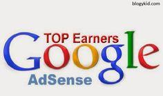 Top 10 Highest Adsense Earners 2014