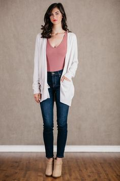 - Description - Details - Lounge away the day in our Lounging In Lavender cardigan from Love Stitch! This ultra soft cardigan features a loose fit and two convenient front pockets! All you need to com