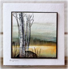Birgit Edblom: Watercolors