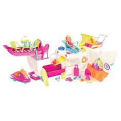 Polly Pocket Stuff!