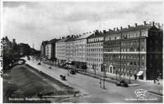 Stockholm. Ringvägen