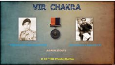 For their exceptional courage determination & fighting spirit displayed in the face of the enemy. Awarded #VirChakra #http://BraveSonsOfIndiapic.twitter.com/BCxNHcPr15 #IndianArmy #Army
