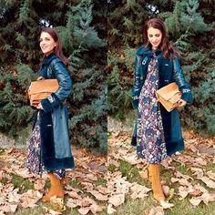 Madaish: Estilismos boho-chic de celebrities y bloggers en invierno