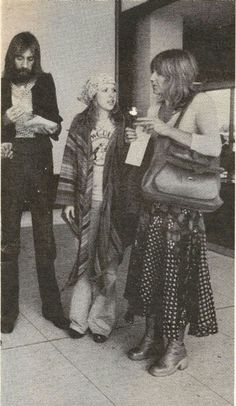 Mick, Stevie Christine
