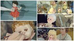 Video - Ako sa vyrábali chodiace bábiky, Inšpirácie, Diskusie   Artmama.sk