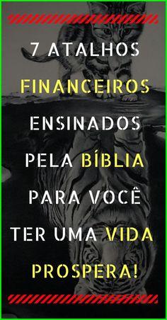 7 Ensinamentos Financeiros na Bíblia Para Prosperar - Vai Mudar Sua Vida! Books To Read, Digital Marketing, Coaching, Banner, Reading, Business, Life, Money Saving Tips, Make Money At Home