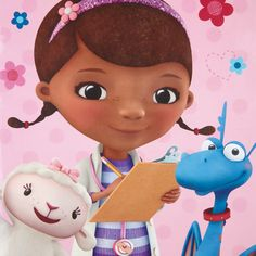 Take a look at the Doc McStuffins event on zulily today!