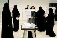 Il programma elettorale della prima donna eletta in Arabia Saudita