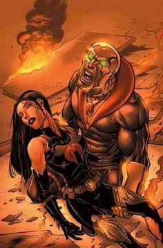 Destro and The Baroness