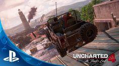 uncharted 4: a thief's end | Uncharted 4: A Thief's End [E3] | Aberto até de Madrugada