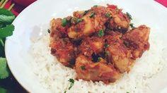 Hersha Patel's best-ever chicken curry