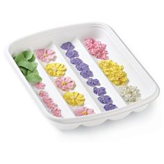 This item is sold individually in store.<br><br>Use the Wilton® Form-N-Save Storage Set to store...