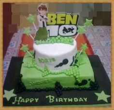 torta de ben 10