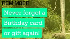 Remimber (Product) - Have a card and gift for your loved ones on time every year, hassle free.