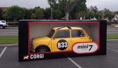 Full sized Mini in a box.