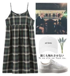 Ken & Leo by katerinabocharova on Polyvore featuring polyvore fashion style Puma clothing leo vixx Ken korea