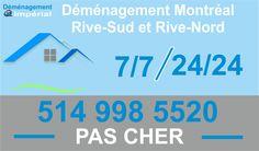 Demenagement Derniere Minute Montreal http://www.demenagementimperial.com/