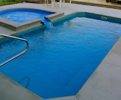 The best fiberglass swimming pools in the Baton Rouge, LA region. Contact us to learn more and get into a pool today! Fiberglass Pool Cost, Fiberglass Swimming Pools, Swimming Pool Sales, Swimming Pool Designs, Dallas Fort Worth Texas, Daytona Beach Florida, Pool Contractors, Pool Shapes, Pool Installation