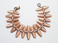 Rare Vintage RAME' Copper Modernist Abstract by TheCopperCat, $32.00