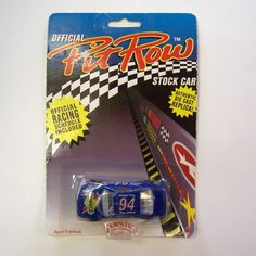 Unopened Pit Row Die Cast Replica by MyForgottenTreasures on Etsy, $8.00