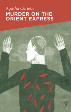 Agatha Christie Book Cover Series