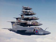 RAF and Royal Navy Blackburn Buccaneer Air Force Aircraft, Navy Aircraft, Ww2 Aircraft, Fighter Aircraft, Aircraft Carrier, Fighter Jets, Supersonic Aircraft, Military Jets, Military Aircraft