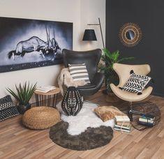 Maak je interieur gezellig met BE-Okay! • Nieuwe #collectie ! 💜 Bekijk ons magazine op be-okay.be! 👈🏻 • • • #be_okay_youngliving #be_okay #decoratie #decoration #beokay #becool #besmart #interior #deco Young Living, Shag Rug, Concept, Throw Pillows, Rugs, Bed, Design, Home Decor, Modern
