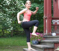 Treeniohjelma mökille - Summer workout routine