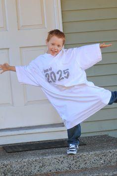idea, tutorials, schools, big shirt, first day, 1st day, shirt tutori, school shirts, graduation