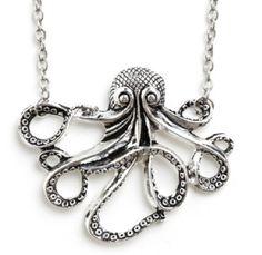 Octopus shape
