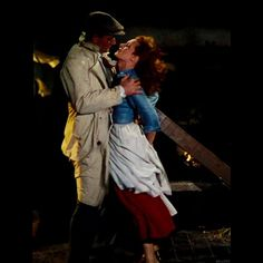 """Another from """"The Quiet Man"""" - why I love Maureen O'Hara"""