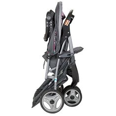 Baby Trend Ez Ride 5 Stroller Travel System In Paisley Pink City Mini Double Stroller, Double Stroller Reviews, Double Strollers, Baby Strollers, Jogging Stroller, Travel Stroller, Pram Stroller, Best Luggage, Luggage Sets