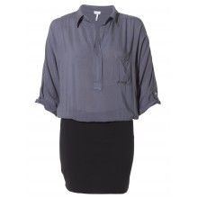 Shirt and skirt dress - £147.00