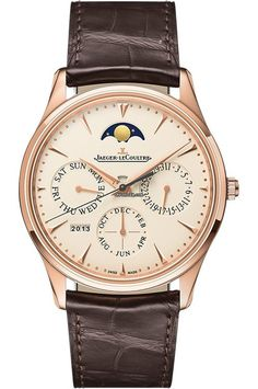 c5189a43b2b Jaeger-LeCoultre  SPECIAL DL  Ultra Thin Perpetual 39MM Rose Gold Q1302520  (Retail