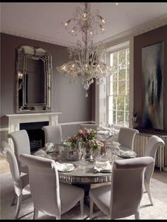 90 Wonderful Elegant Dining Room Design And Decorations Ideas   DecOMG